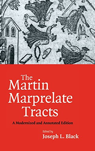 9780521875790: The Martin Marprelate Tracts: A Modernized and Annotated Edition