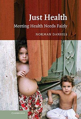 9780521876322: Just Health: Meeting Health Needs Fairly
