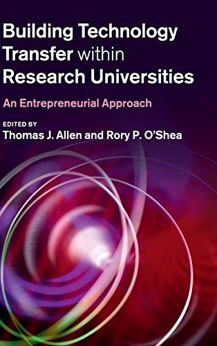 9780521876537: Building Technology Transfer within Research Universities: An Entrepreneurial Approach