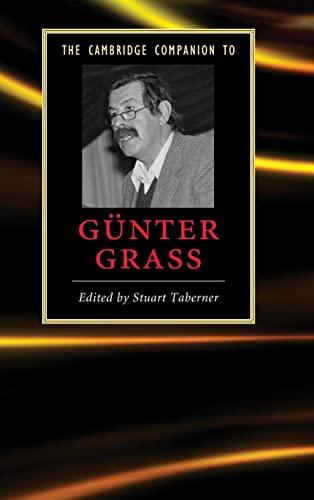 9780521876704: The Cambridge Companion to Günter Grass (Cambridge Companions to Literature)