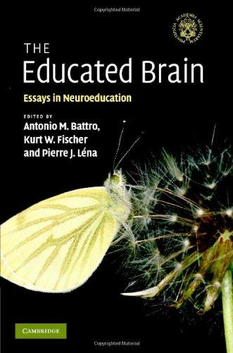 9780521876735: The Educated Brain: Essays in Neuroeducation