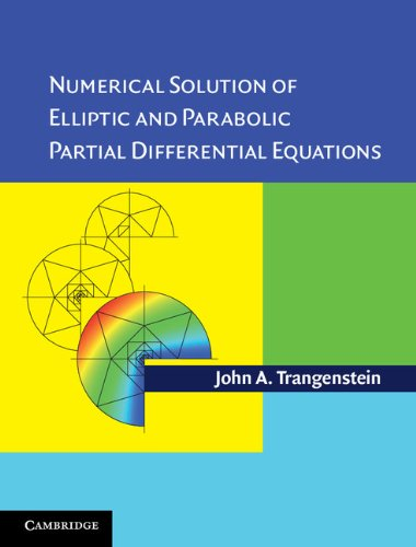 9780521877268: Numerical Solution of Elliptic and Parabolic Partial Differential Equations 1 CD extra (CD/CD-ROM), 1 Hardback
