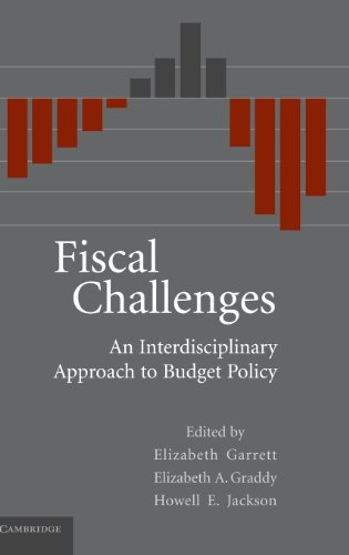 9780521877312: Fiscal Challenges: An Interdisciplinary Approach to Budget Policy