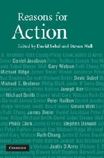 9780521877466: Reasons for Action