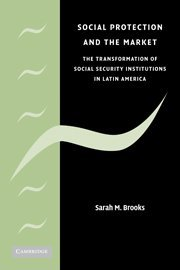 9780521877671: Social Protection and the Market in Latin America: The Transformation of Social Security Institutions