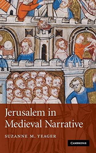 9780521877923: Jerusalem in Medieval Narrative (Cambridge Studies in Medieval Literature)