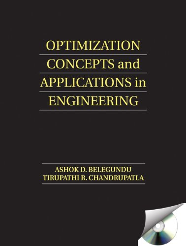 9780521878463: Optimization Concepts and Applications in Engineering