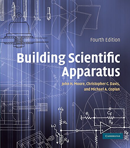 9780521878586: Building Scientific Apparatus 4th Edition Hardback