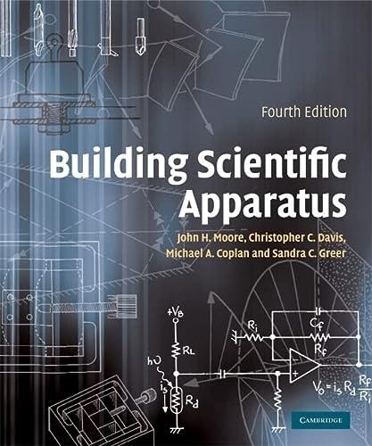 9780521878586: Building Scientific Apparatus