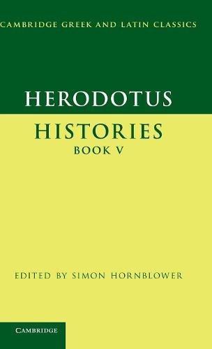 9780521878715: Herodotus: Histories Book V (Cambridge Greek and Latin Classics)