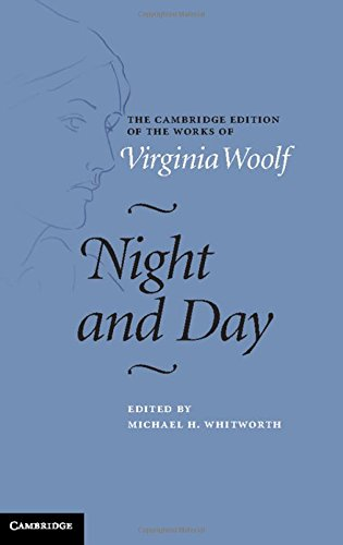 9780521878951: Night and Day (The Cambridge Edition of the Works of Virginia Woolf)