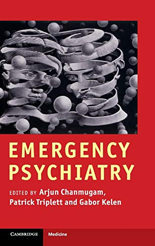 9780521879262: Emergency Psychiatry Hardback (Cambridge Medicine (Hardcover))