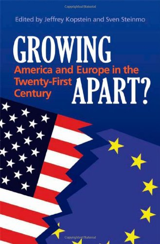 9780521879316: Growing Apart?: America and Europe in the 21st Century