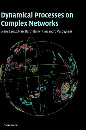 9780521879507: Dynamical Processes on Complex Networks