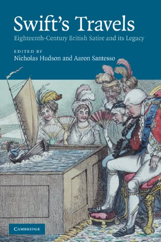 9780521879552: Swift's Travels: Eighteenth-Century Satire and its Legacy