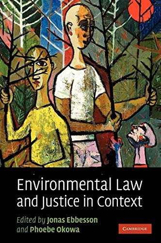 9780521879682: Environmental Law and Justice in Context