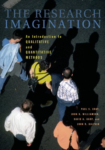 9780521879729: The Research Imagination Hardback: An Introduction to Qualitative and Quantitative Methods