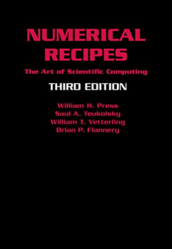 9780521880688: Numerical Recipes 3rd Edition 3rd Edition Hardback: The Art of Scientific Computing