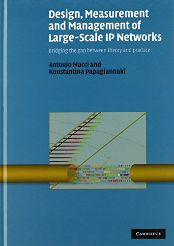 Design, Measurement And Management Of Large-Scale Ip Networks: Bridging The Gap Between Theory And ...