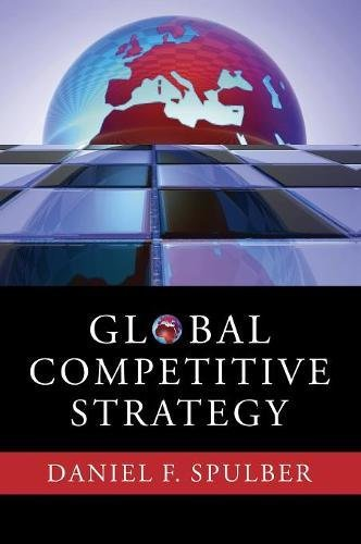9780521880817: Global Competitive Strategy