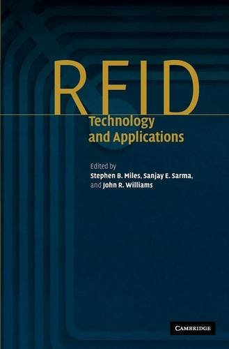 9780521880930: RFID Technology and Applications