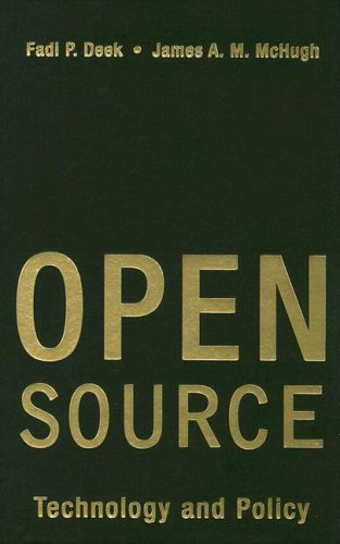 9780521881036: Open Source: Technology and Policy
