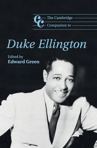 9780521881197: The Cambridge Companion to Duke Ellington