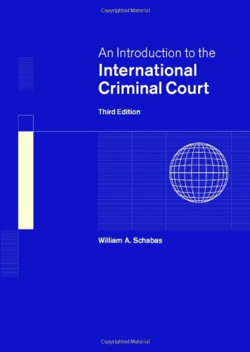 9780521881258: An Introduction to the International Criminal Court