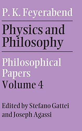 9780521881302: Physics and Philosophy: Volume 4: Philosophical Papers