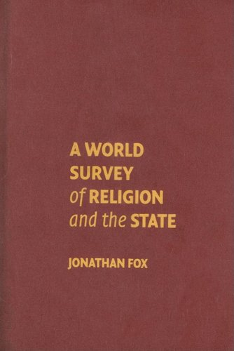 9780521881319: A World Survey of Religion and the State (Cambridge Studies in Social Theory, Religion and Politics)