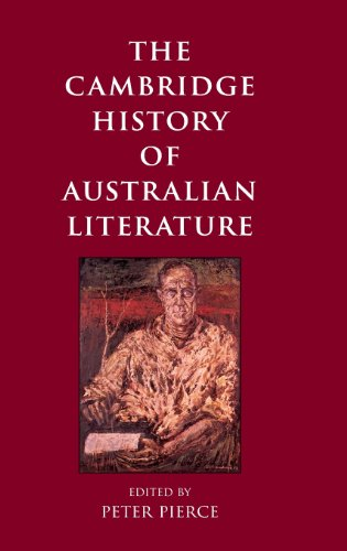 9780521881654: The Cambridge History of Australian Literature