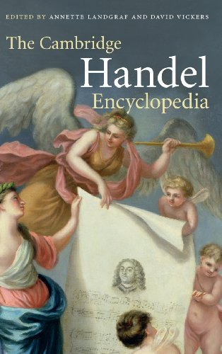9780521881920: The Cambridge Handel Encyclopedia
