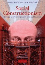9780521881999: Social Constructionism: Sources and Stirrings in Theory and Practice
