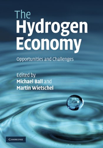 9780521882163: The Hydrogen Economy: Opportunities and Challenges