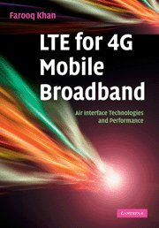 9780521882217: LTE for 4G Mobile Broadband: Air Interface Technologies and Performance