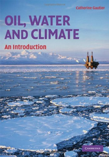 9780521882613: Oil, Water, and Climate: An Introduction