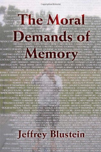 9780521883306: The Moral Demands of Memory