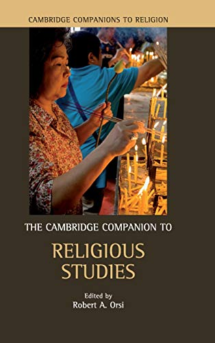 9780521883917: The Cambridge Companion to Religious Studies