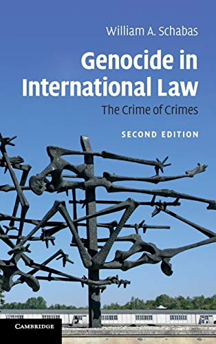 9780521883979: Genocide in International Law: The Crime of Crimes