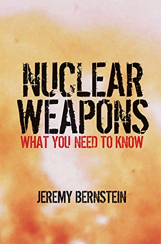 9780521884082: Nuclear Weapons: What You Need to Know
