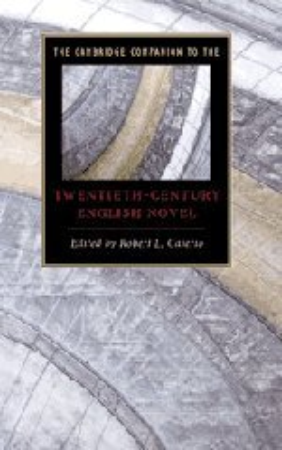 9780521884167: The Cambridge Companion to the Twentieth-Century English Novel