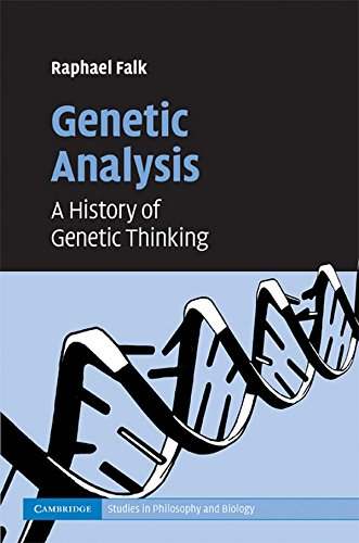9780521884181: Genetic Analysis: A History of Genetic Thinking (Cambridge Studies in Philosophy and Biology)