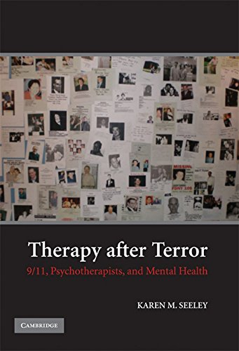 9780521884228: Therapy after Terror: 9/11, Psychotherapists, and Mental Health