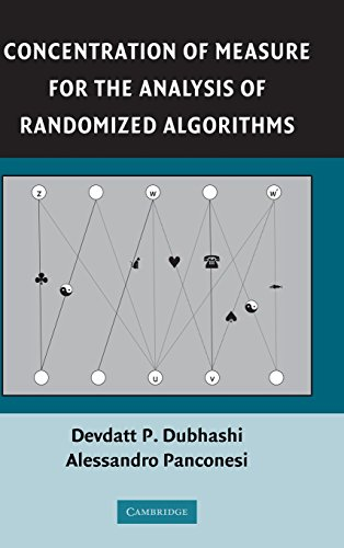 9780521884273: Concentration of Measure for the Analysis of Randomized Algorithms