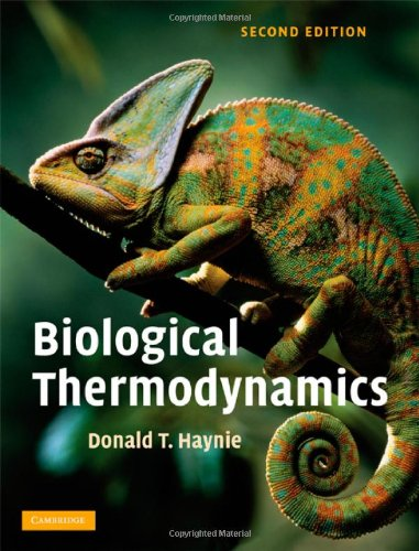9780521884464: Biological Thermodynamics