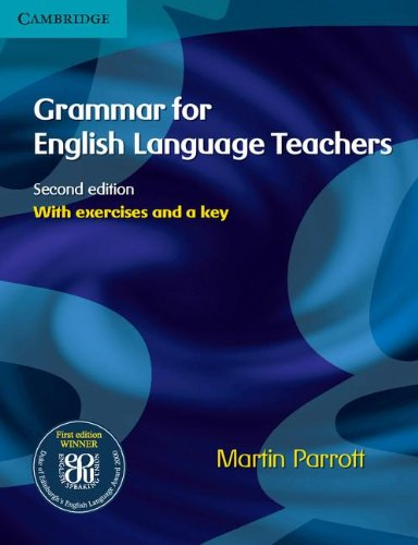 9780521885058: Grammar for English Language Teachers