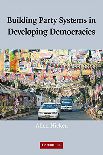 9780521885348: Building Party Systems in Developing Democracies