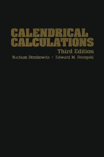 9780521885409: Calendrical Calculations