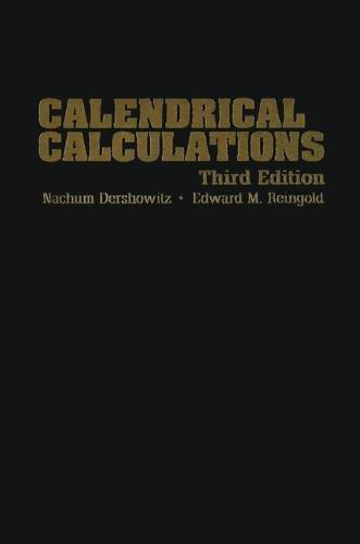 9780521885409: Calendrical Calculations