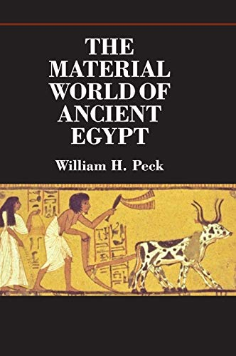 9780521886161: The Material World of Ancient Egypt